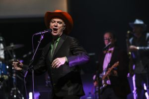 Atomic Bomb + David Byrne at Warfield ~ San Francisco Music Photography ~