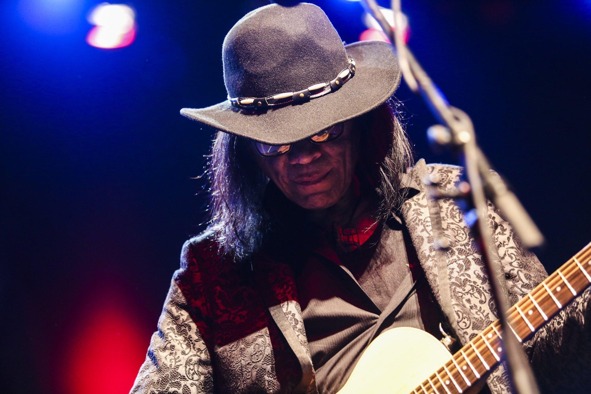 The Amazing Rodriguez at Warfield ~ San Francisco Music Photographer ~ Misti Layne