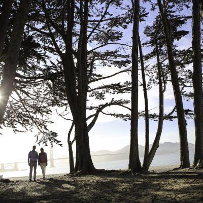 Chrissy Field Engagement | San Francisco Engagement Photographer