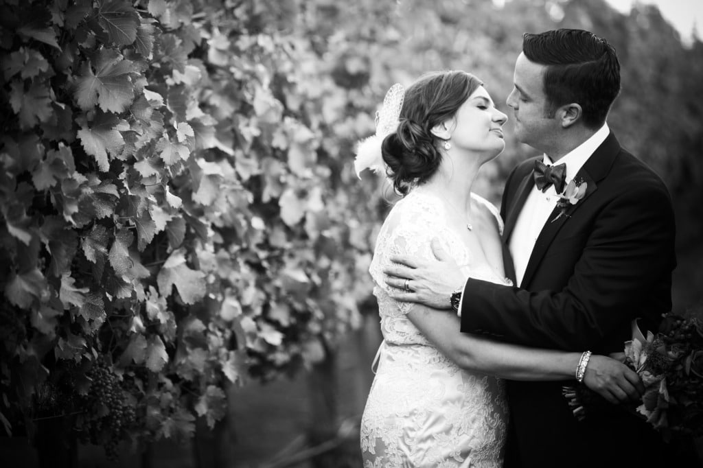 Dan & Deb's Destination Wedding in Geyserville, CA