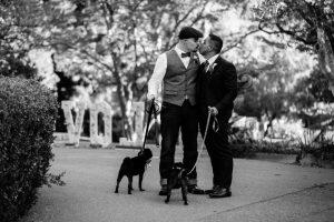 Brian & Marlon's DIY Wedding at Falkirk Mansion