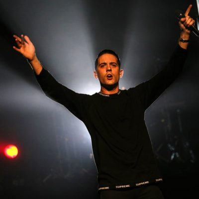 G-Eazy rocks The Warfield, Music Photography by Misti Layne