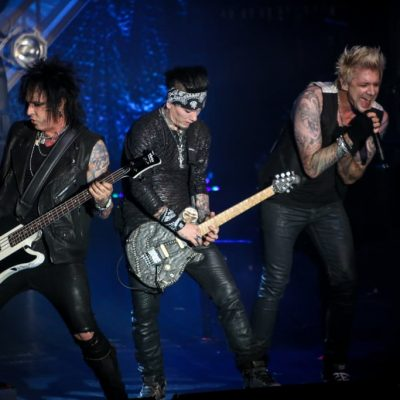 Sixx:A.M. crushes The Regency ~ Live Music Photography Misti Layne ~