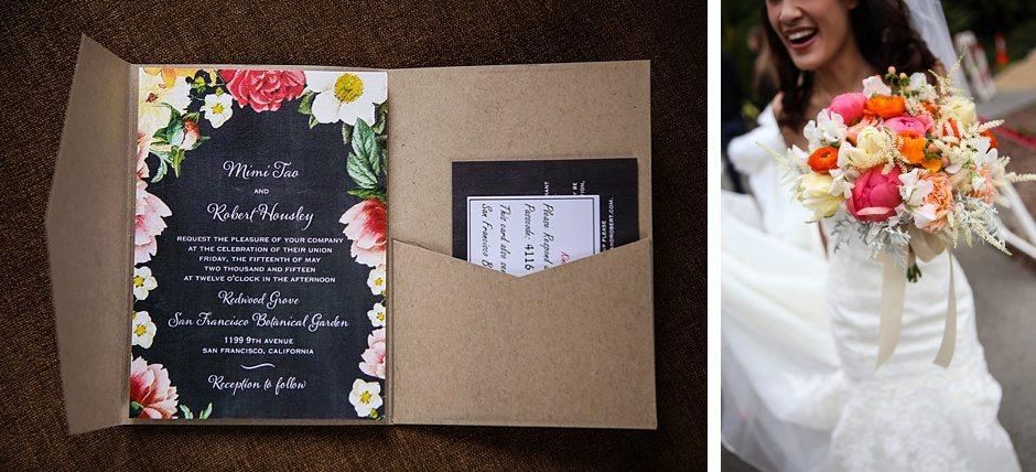 Wedding-Invite-Bouquet-San-Francisco-Misti-Layne