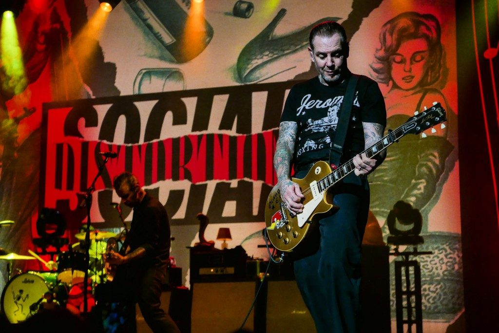 Social Distortion at Fox Oakland Theater ~ Music Photography Misti Layne ~