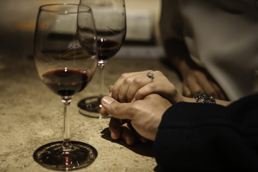 surprise proposal, destination wedding