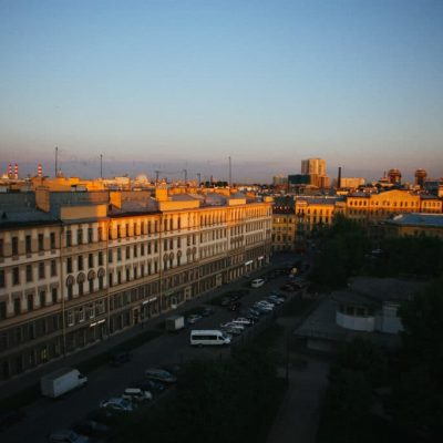 Travel Photography of Russia + Baltics