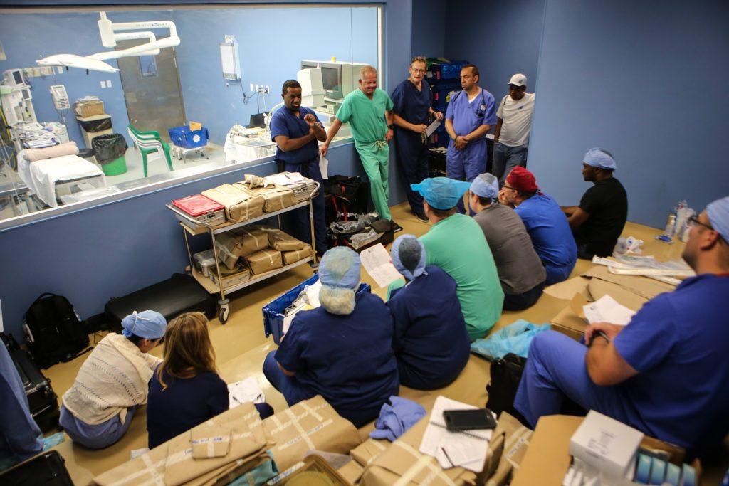 International Surgical Foundation Saves Lives