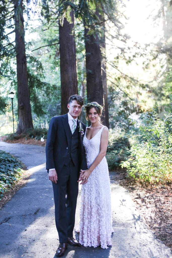 Berkeley Faculty Club Wedding