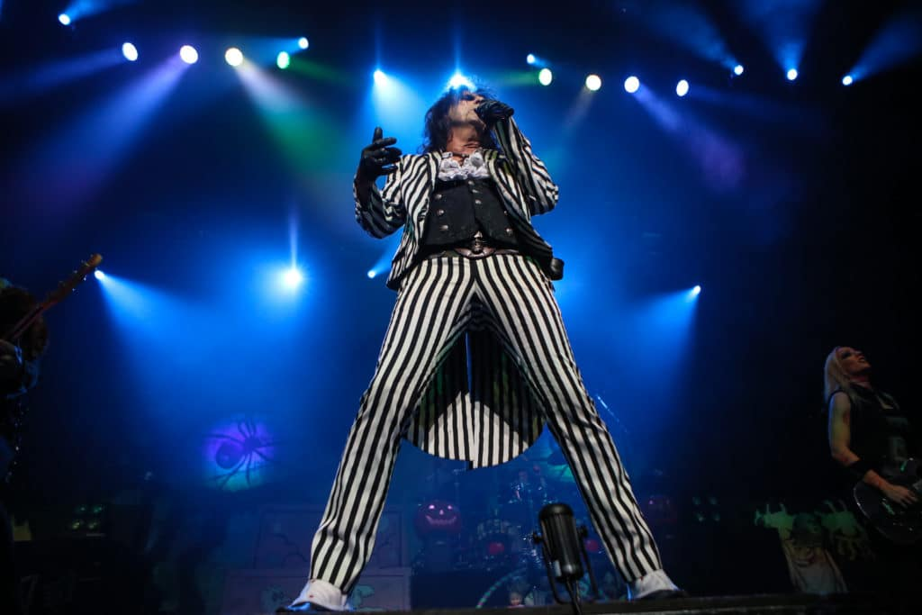 alice cooper the warfield