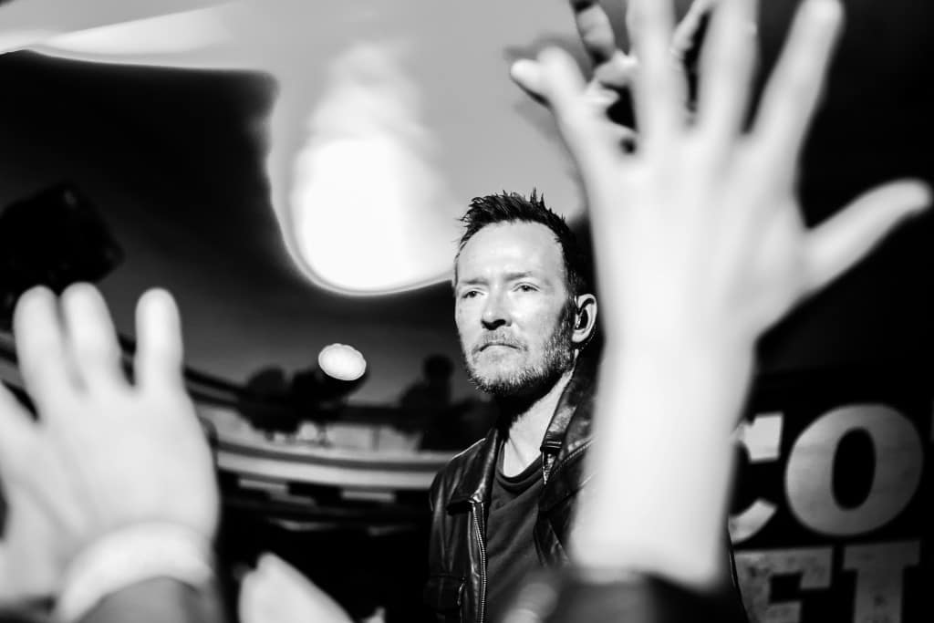 Scott Weiland Social Hall SF