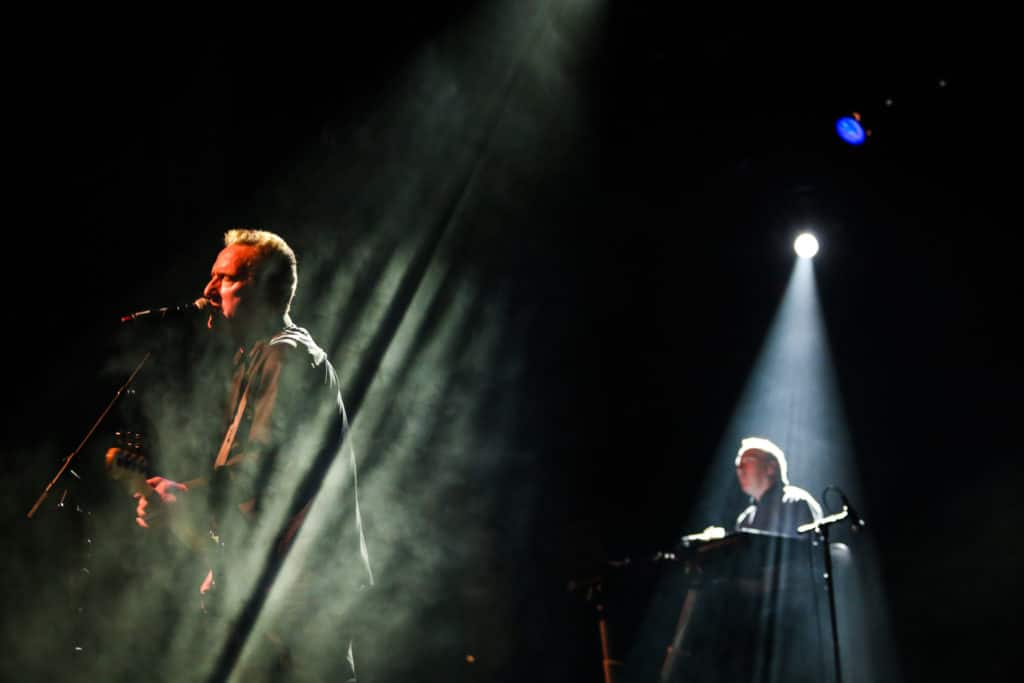Orchestral Manoeuvres in the Dark at Regency Ballroom, San Francisco music photographer Misti Layne