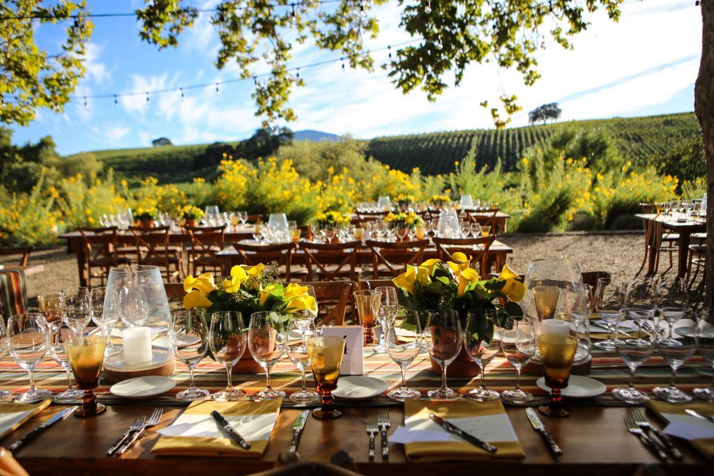 Napa Sonoma Wedding Venues