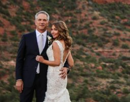 Sedona Destination Wedding | Intimate, Light, Love