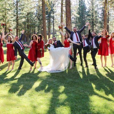Lake Tahoe – Destination Wedding Photography by Misti Layne