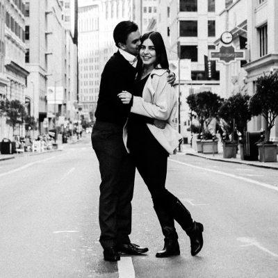 Surprise Proposal When Guadalajara Comes to San Francisco!