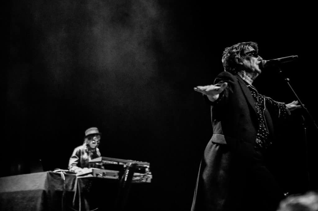 Psychedelic Furs San Francisco music photographer Misti Layne