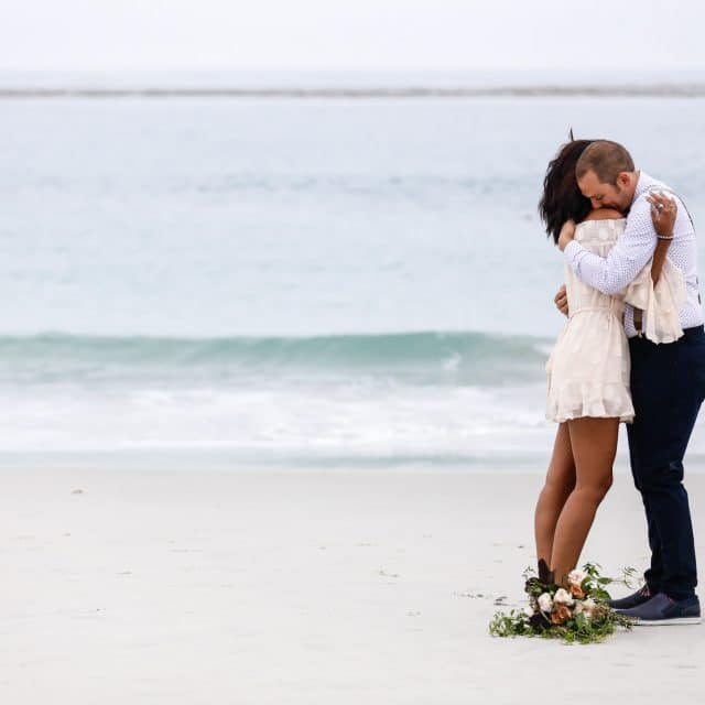 An Elopement is a Carmel Destination Wedding Dream Come True
