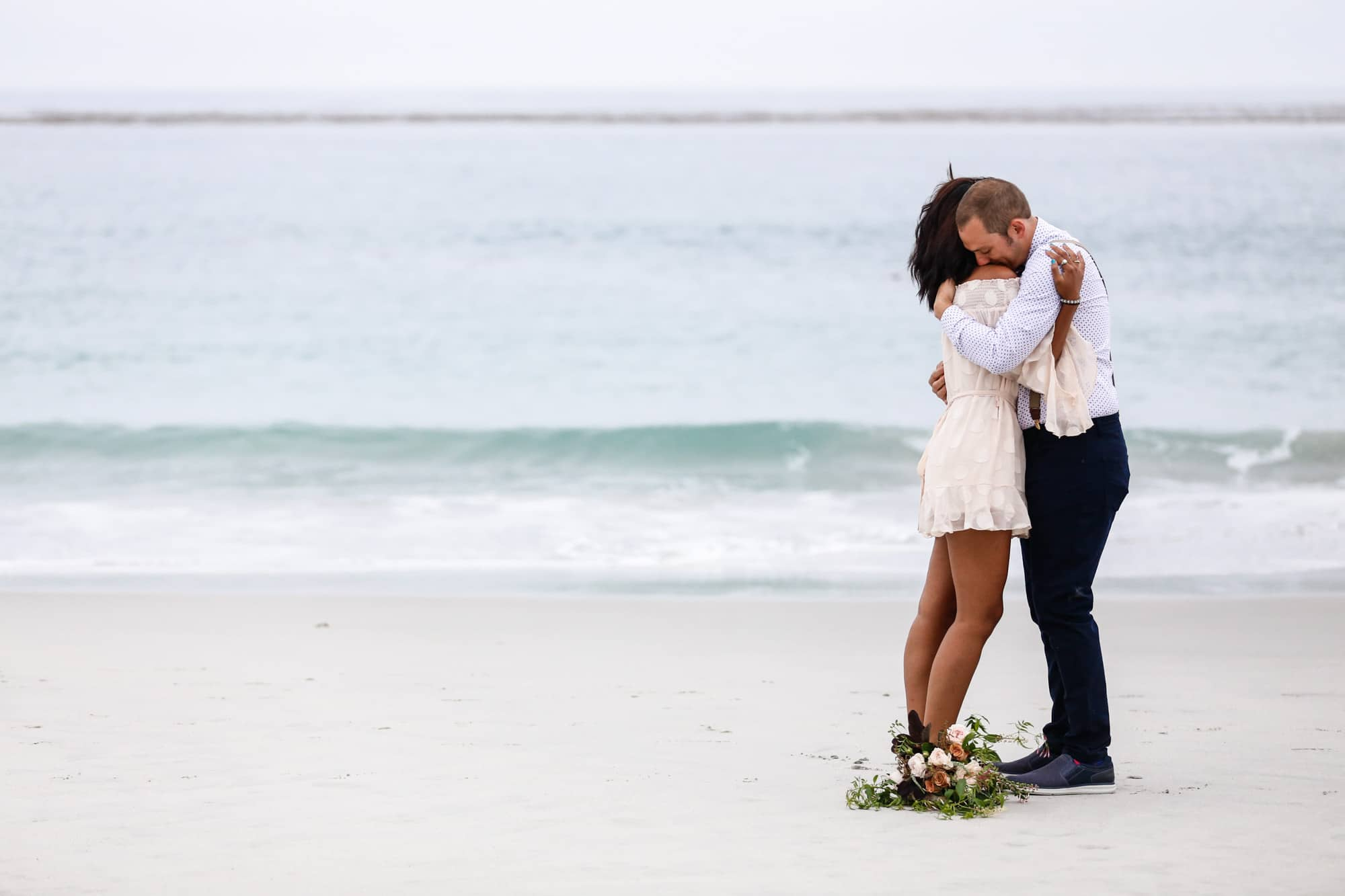 Carmel Destination Intimate Wedding | Elopement with Their Closest