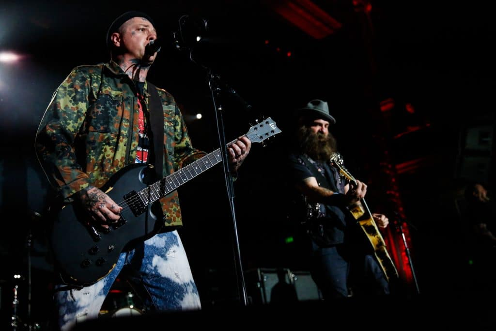 Rancid benefit concert Ohloff House Misti Layne Photography
