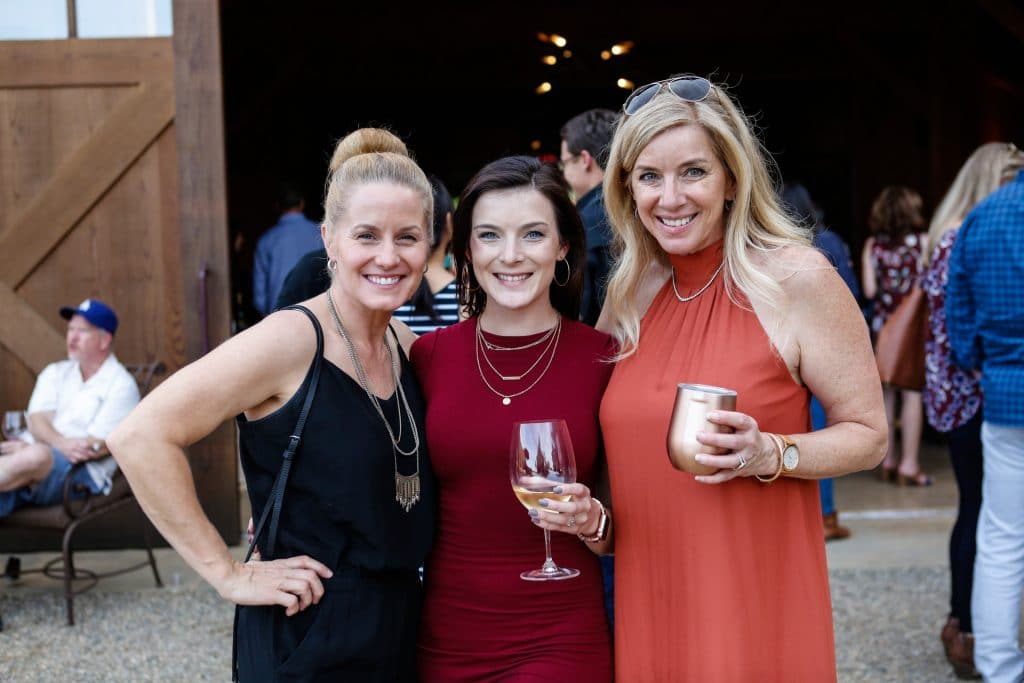 vineyard house winery corporate event misti layne photography
