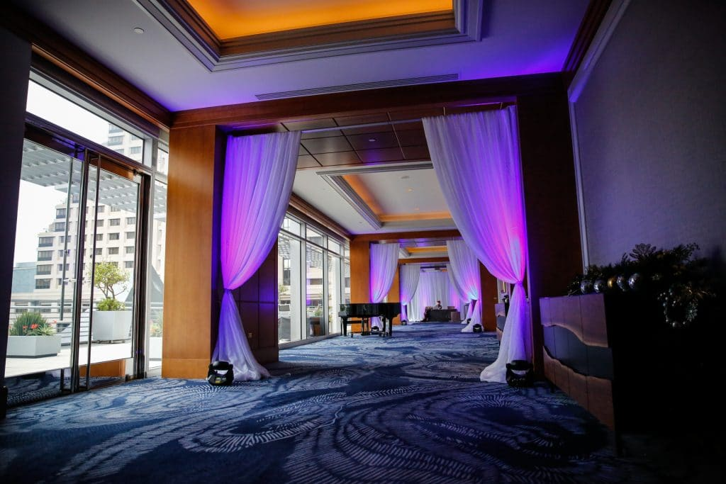 Four Seasons Hotel San Francisco WIPA Event photography Misti Layne