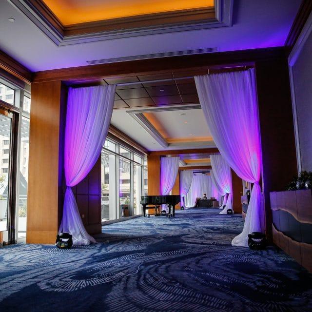 Four Seasons Hotel San Francisco WIPA Event photography Misti Layne