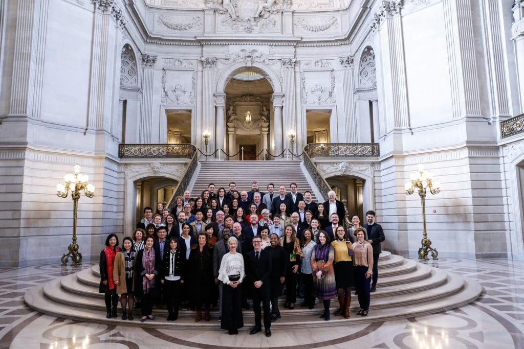 San Francisco corporate event photography Misti Layne