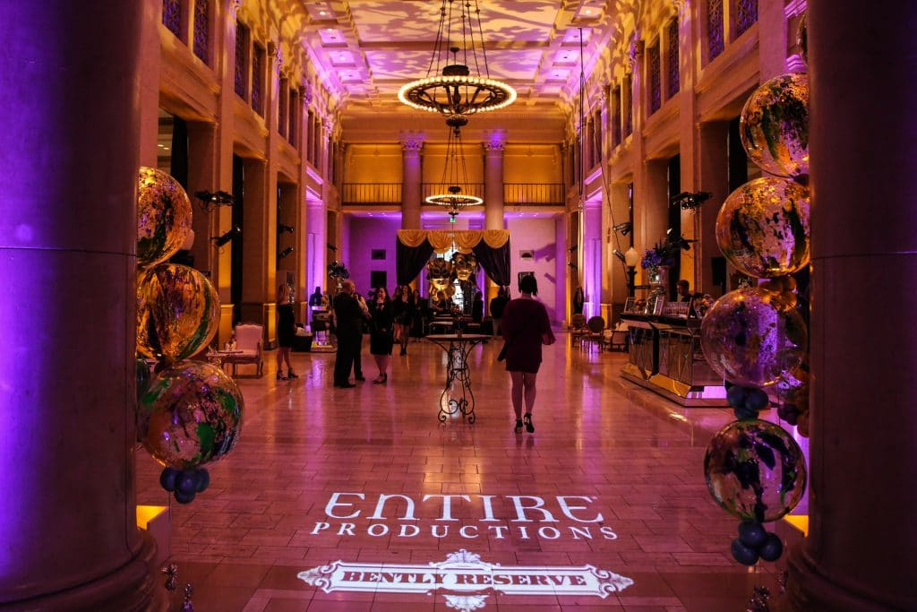 Entire Events Bently Reserve
