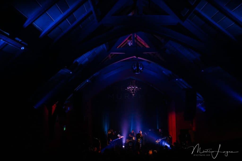 Peter Murphy The Chapel