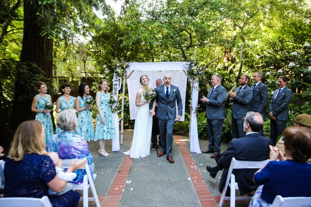 Outdoor Art Club wedding documentary photography Misti Layne