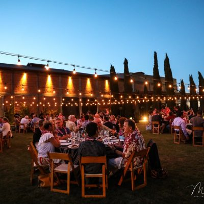 A Napa Corporate Event at Silverado