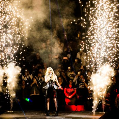 Carrie Underwood Concert Photography at SAP Oakland
