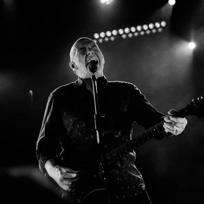 Midge Ure Live + Paul Young | Concert Photography
