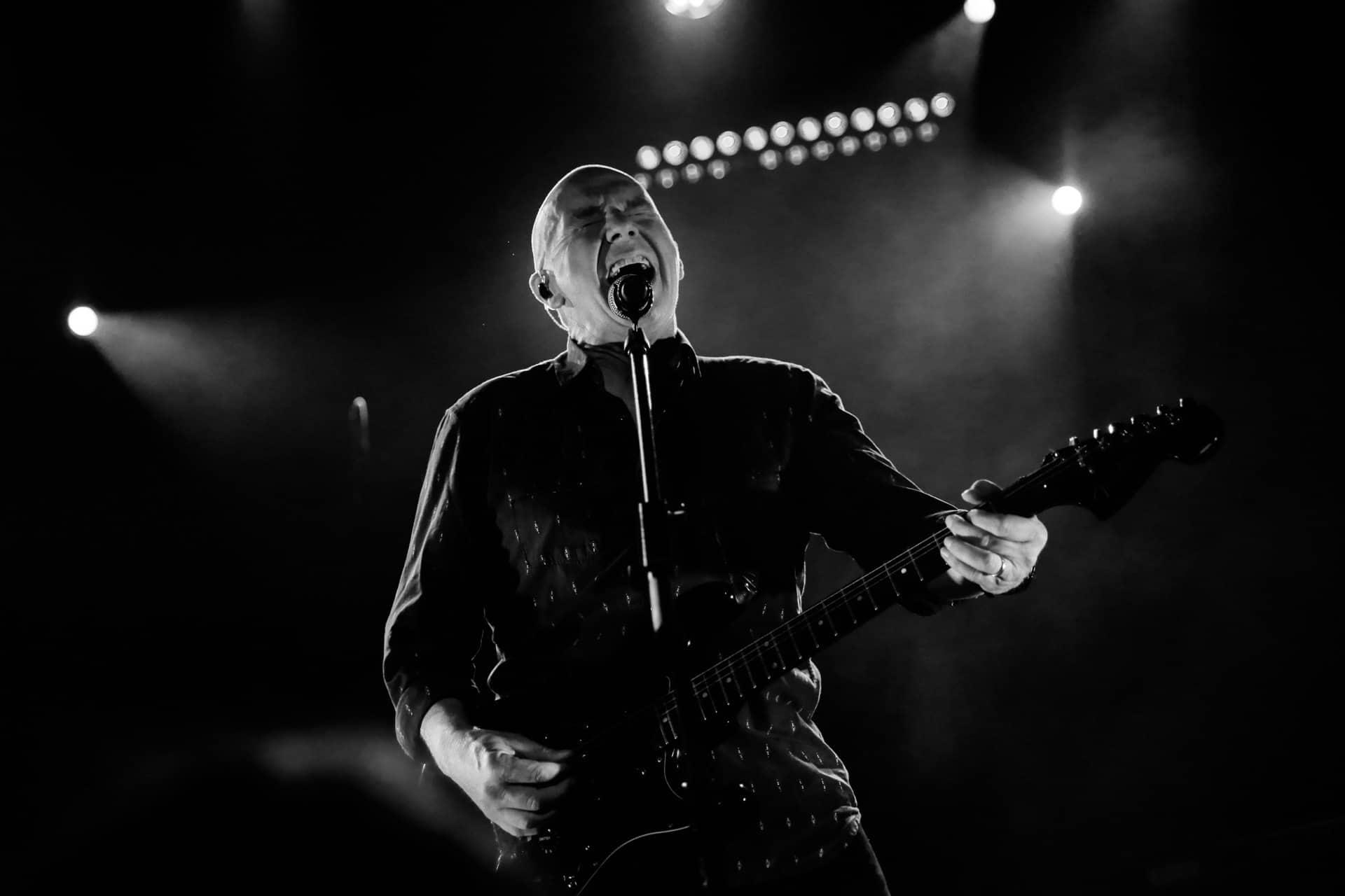 Midge Ure Live + Paul Young | Concert Photography