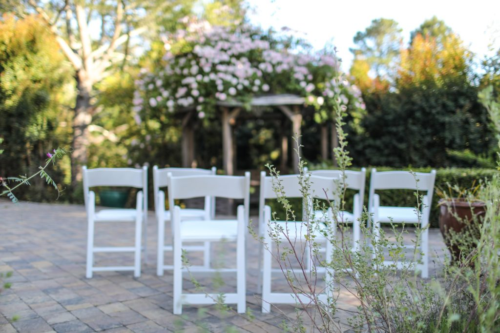 Secret Garden Ceremonies, wedding photographer Misti Layne, micro-weddings