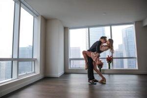 San Francisco Secret Proposal + She Said YES!