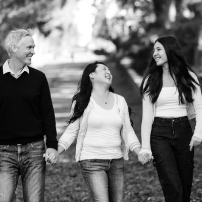 New City, New Home, New Outdoor Family Portraits