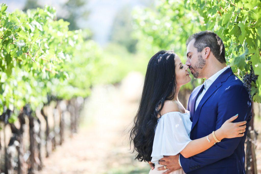 anniversary celebration castello di amorosa misti layne